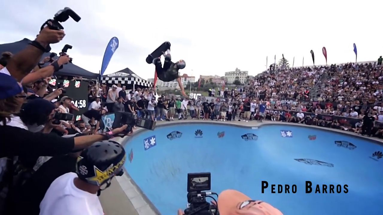 Vans BOWL-A-RAMA Bondi 2013 --- The Highlight Reel