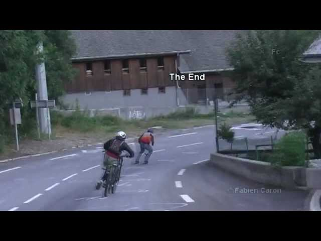 Extreme Freeride.2 ( Downhill Rollerblading by Fc