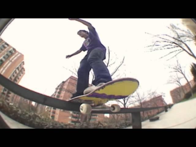 Longest Boardslide Ever?