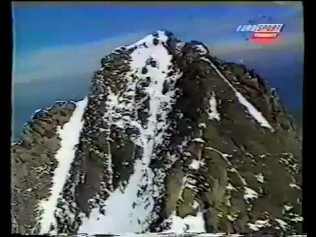Downhill World Championship (Run : Fabien Caron)