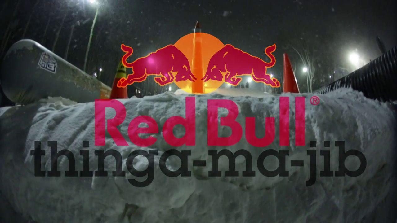 "Redbull ""Thinga-ma-Jib"""