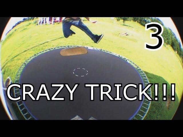Skate Trampoline