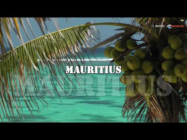 NEW VIDEO: Kiters Paradise MAURITIUS