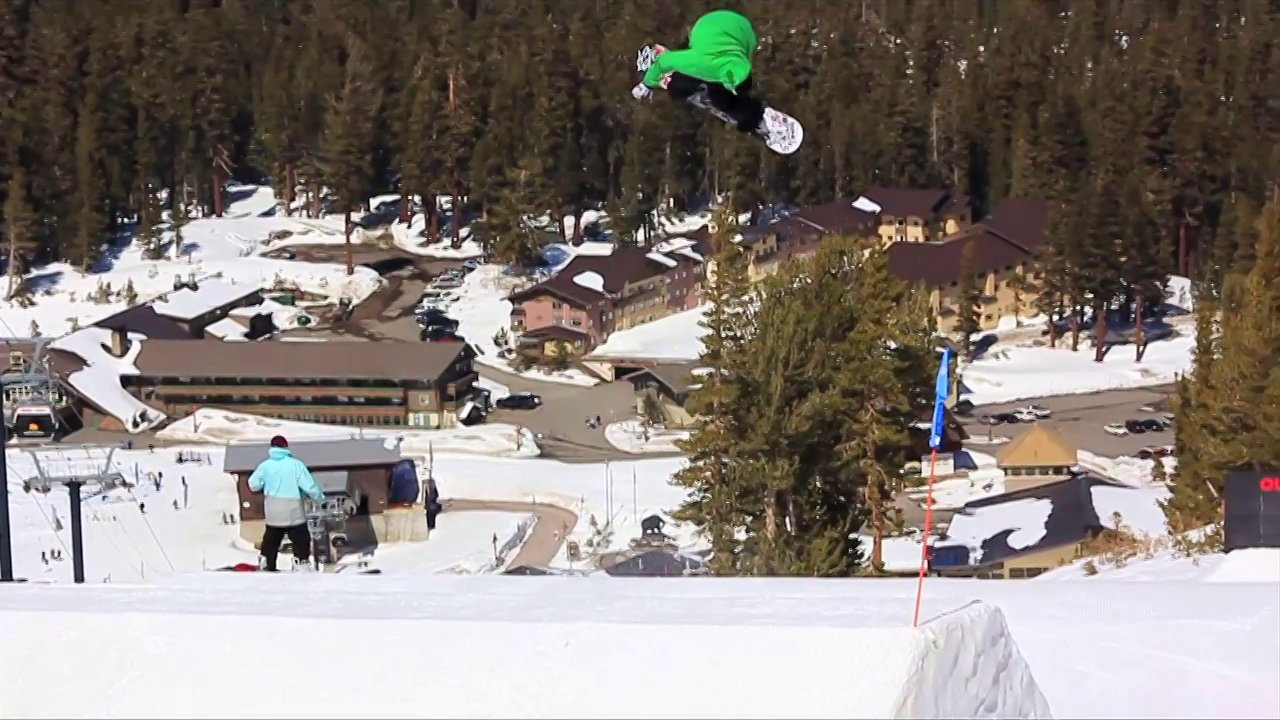 FYVE EP: 05 WE LOVE MAMMOTH MTN
