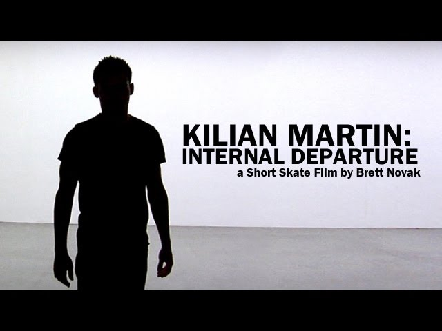 Kilian Martin Internal Departure