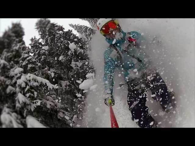 Freeriding in Austria 2013, Trailer #1