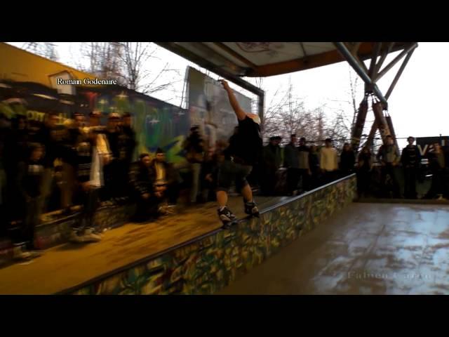 Rollerblade Inline Street - Bercy 2013