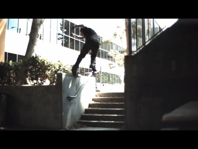 Vincent Alvarez 'Pretty Sweet' Slow Motion Clips