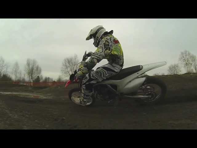Motocross in SlowMotion - GoPro HD hero3 Black