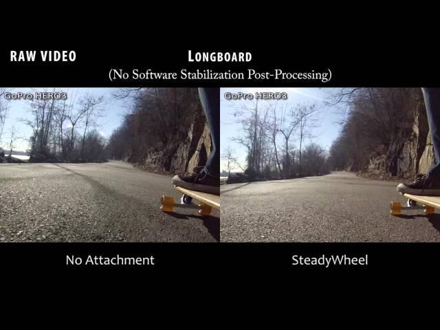 Steady Wheel   Video Camera Stabilizer   Fig Rig