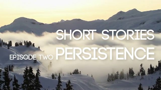 SHORT STORIES - Episode Two: Persistence