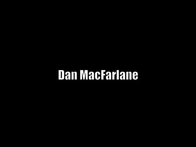Dan MacFarlane experimental street tricks