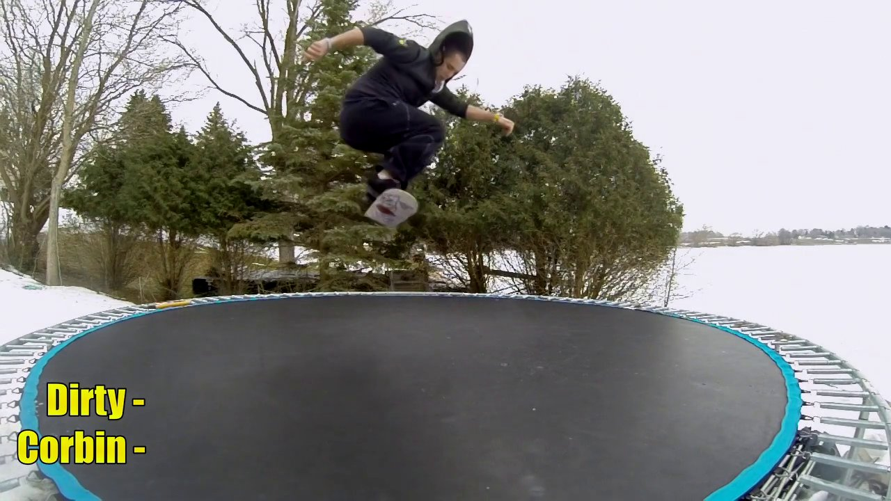 """""""Game Of Skate"""" - Dirty vs. Corbin"""