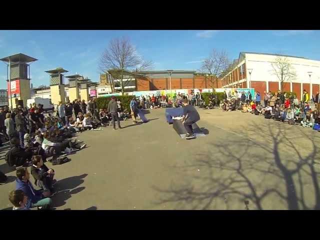 Nike Chomp Ollie Tour (Bristol)