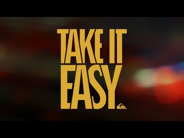 Quiksilver Take It Easy Teaser