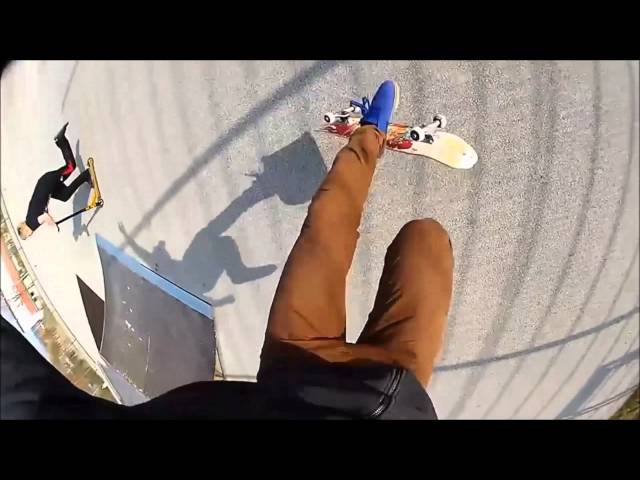 WEGO-Skateboarding, every day hustle