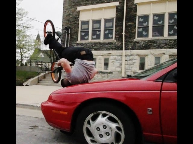 Tim Knoll Crazy Bike Tricks!