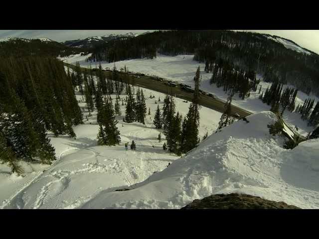 Joshua Malueg Snowboard Season Edit 2013