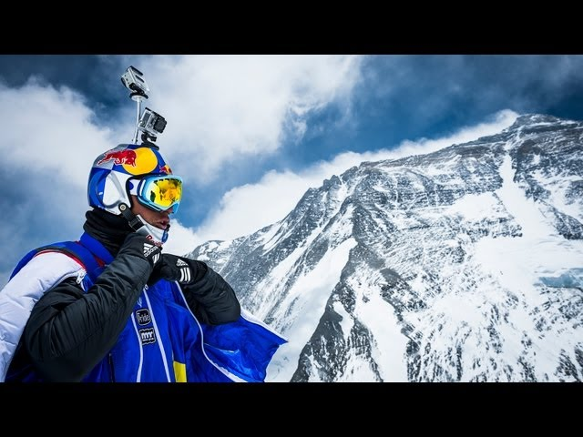Wingsuit Basejump from Everest!