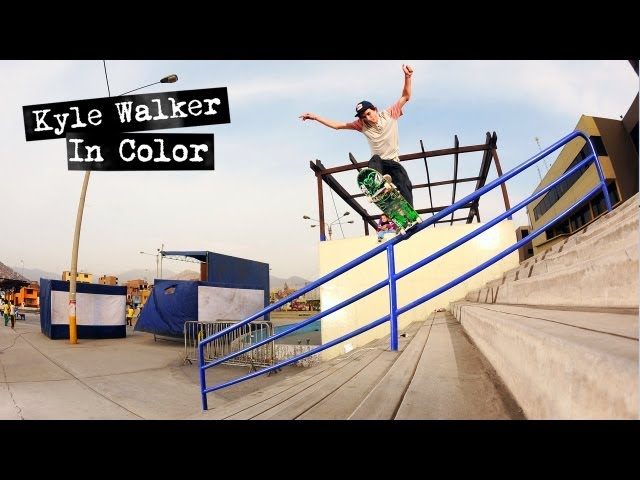 Kyle Walker 'In Color' Full Part
