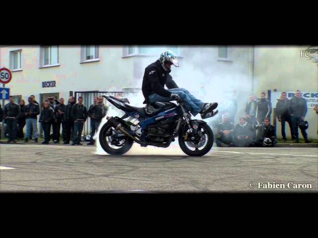 Streetride Basterds 2013 !! (Bike,Stunt,Drift )