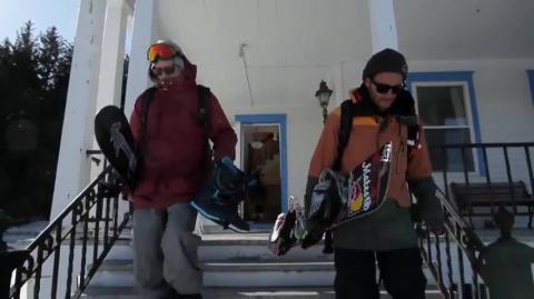 Mates In Alaska Teaser