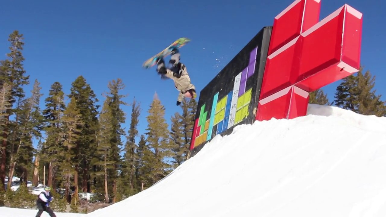 BackFlips with JD Floen - Team Good Time !