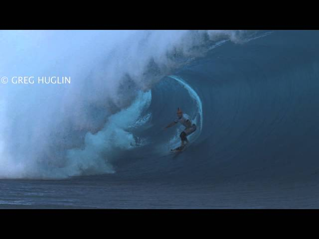 Garrett McNamara Teahupoo May 2013 RED Epic Camera