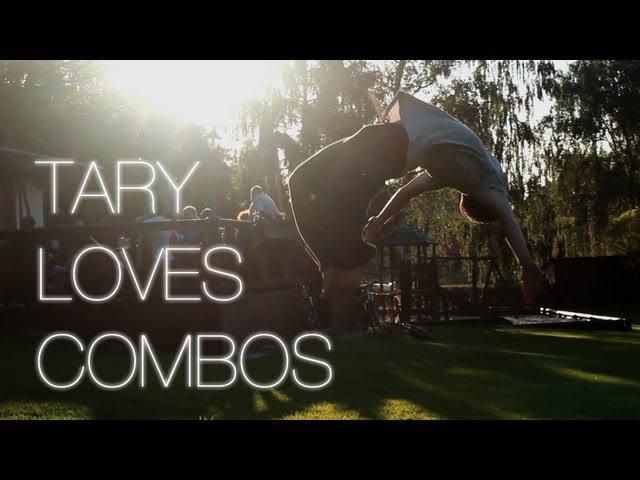 Taras Povoroznyk - Love freerun combos