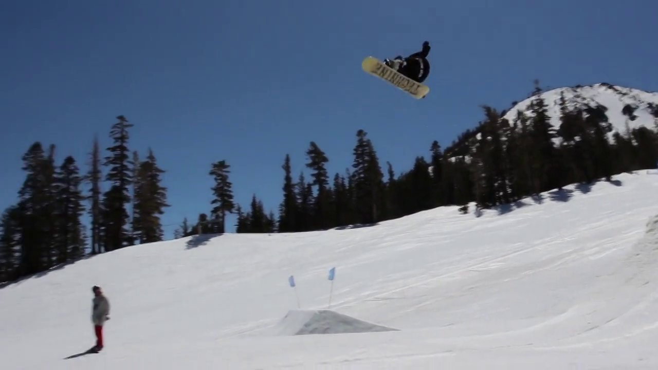 JD - Iced Up in Mammoth - Team Good Time