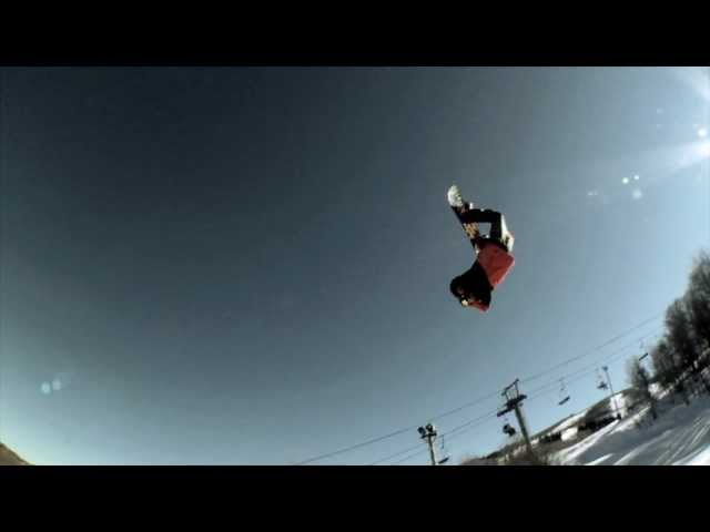 The Most Stylish Backflip Of ALL Time....Almost