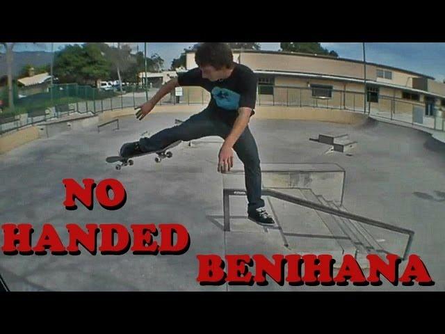 No Handed Benihanas