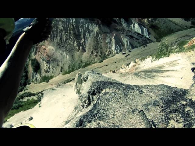 Downhill Mountain Biking Alaska