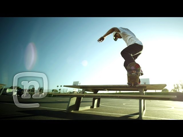 Paul Rodriguez The Way Up