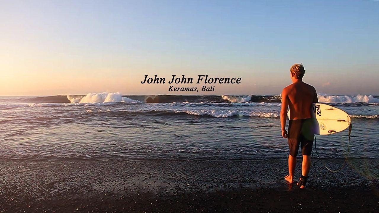 John John in Bali
