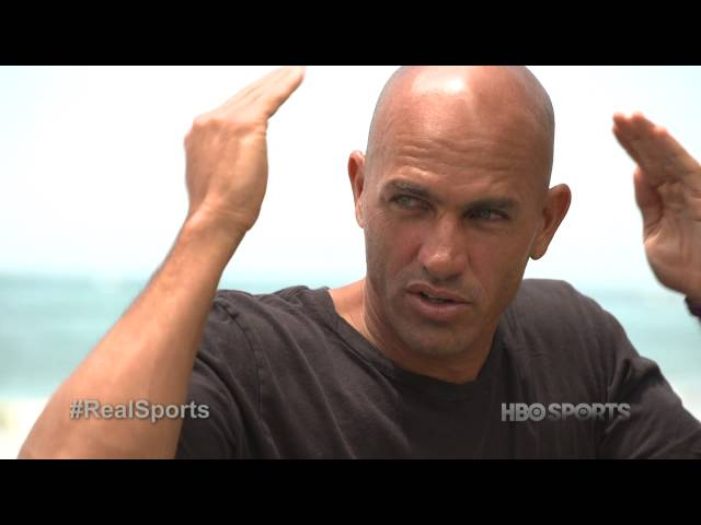 Kelly Slater Describes Being Inside The Barrel