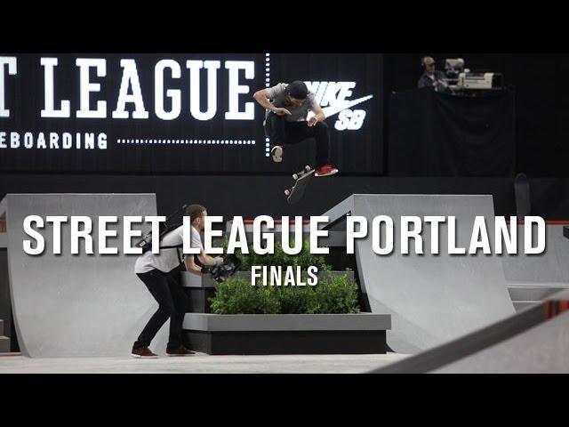 Street League Portland 2013 Finals