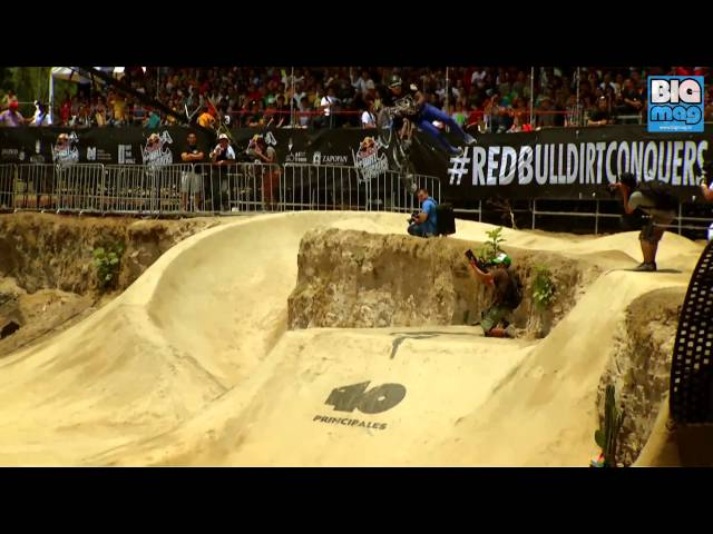Red Bull Dirt Conquers 2013 - Mexico - Highlights