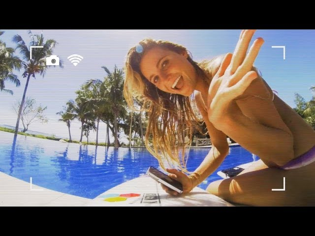 GoPro Girls Surfing Mentawai With New GoPro App