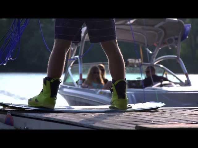 Lucas Langlois wakeboarding 2013
