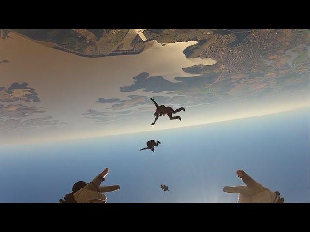 Skydive Foz - Costa oeste paraquedismo