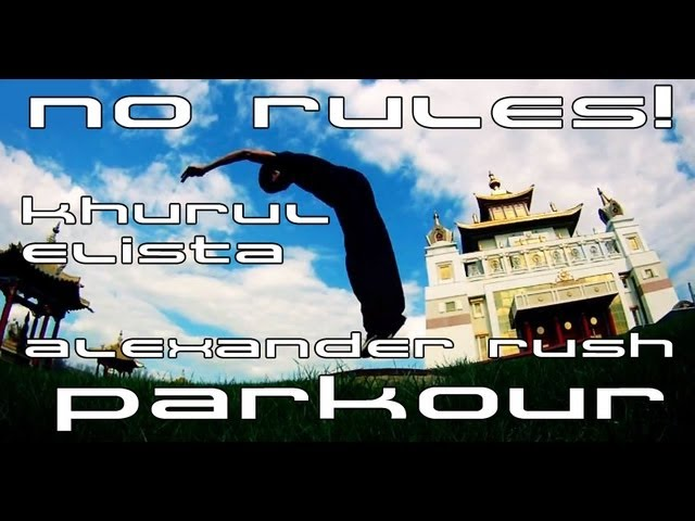 NO Rules! | Khurul | Alex Rush | [the in motion]