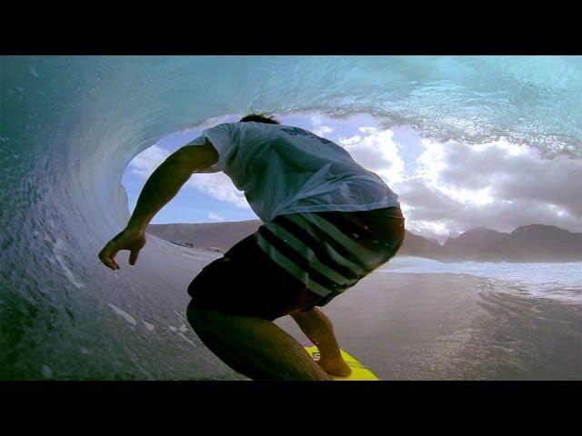 GoPro Hero3: Kalani Chapman Teahupoo Tow-In