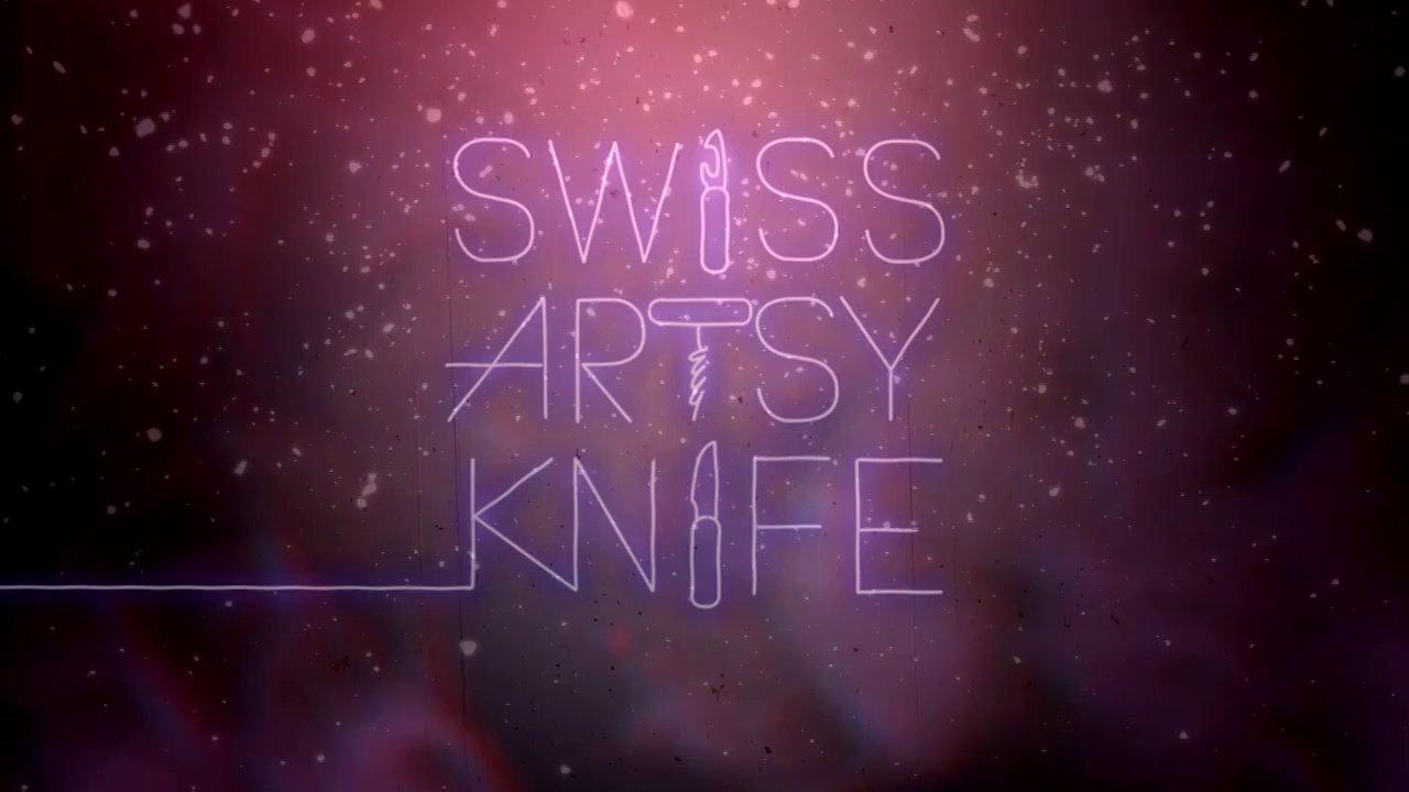 Swiss Artsy Knife Teaser
