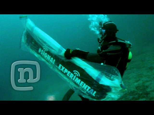 Every Third Thursdays - Underwater Scuba Snowboard