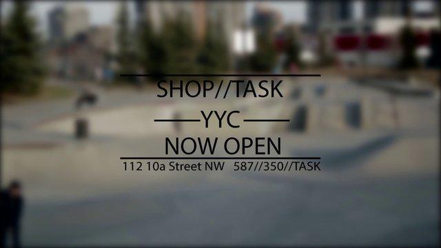 Shop-Task YYC