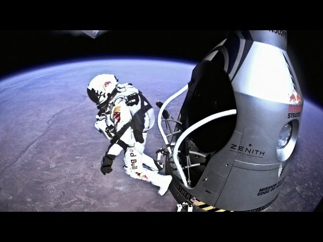 The Inside Story of Red Bull Stratos