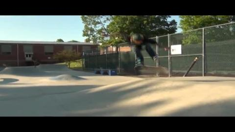 Triple Big Spin Heelflip