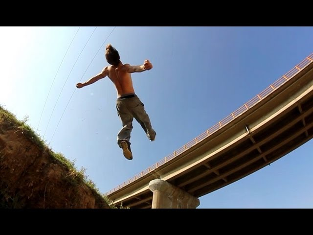 DFT Freerunning - Greece Summer 2013