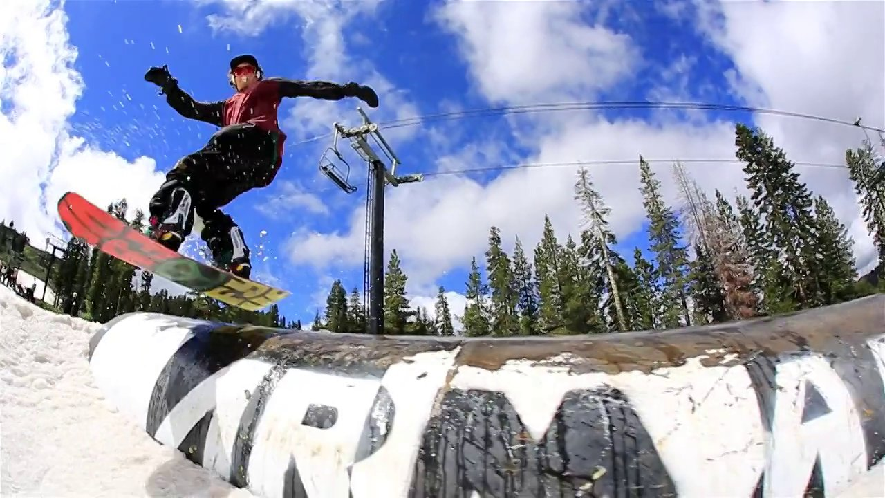FYVE EP 13 SUMMER AT WOODWARD Tahoe with Kong F